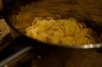 Drained Pasta