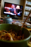 Big Bang Theory and Chinese Food