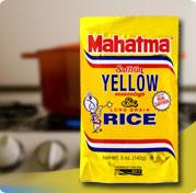 Mahatma Yellow Rice Mix