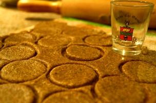 Shot Glass Cookie Cutter