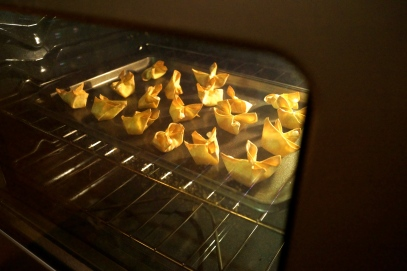 Baked in the Oven