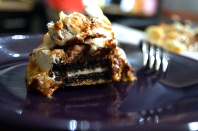 7-Layer S'Mores Bar