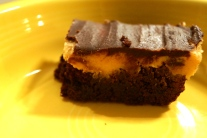 Peanut Butter Truffle Brownie