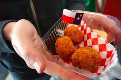 Fried Texas Fireballs