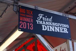 Fried Thanksgiving Dinner
