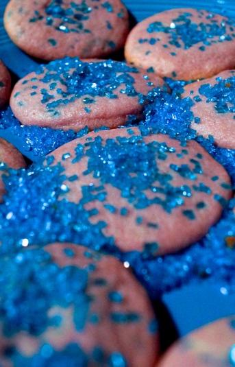 Breaking Bad Sugar Cookies