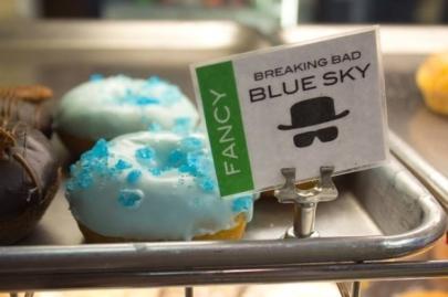 Blue Sky Breaking Bad Donuts
