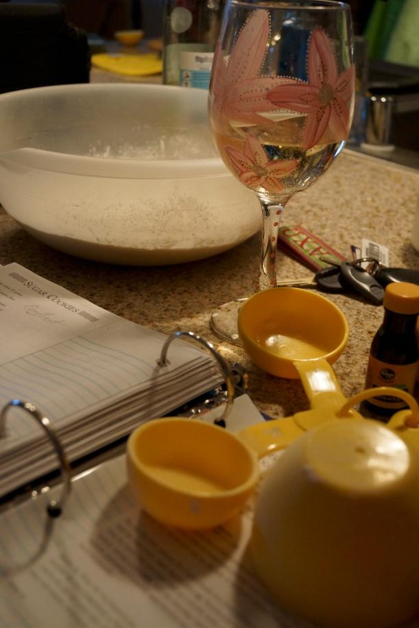 Recipe and Wine