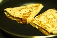 Fold over Quesadillas