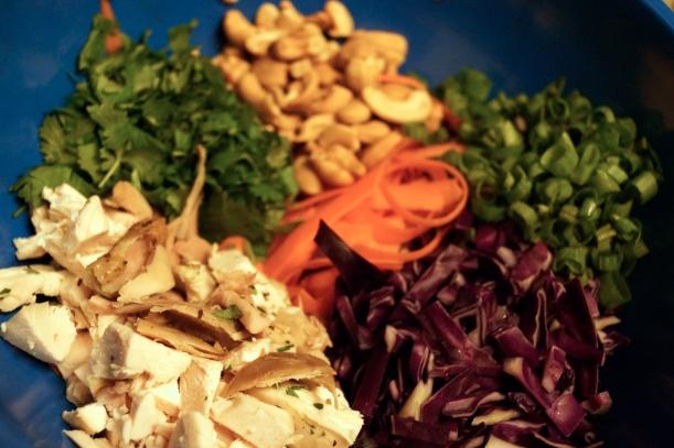 Salad Elements
