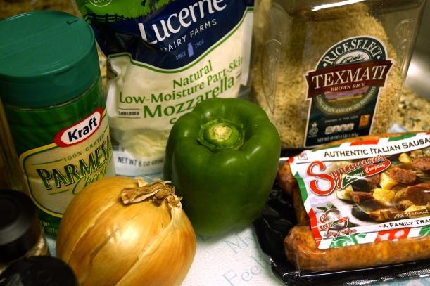 1 Ingredients