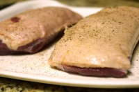 4 - Season Duck Breasts