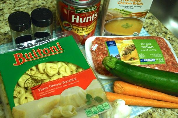 1 - Ingredients