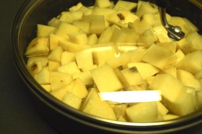 2 - Cook Potatoes